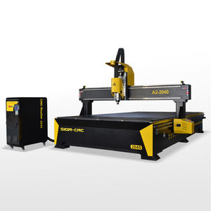 SIGN CNC A2-2040 Wood CNC Router 3D Carving Machine For Furniture Making