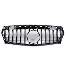 GT R Grill Grille 16-18 For Mercedes Benz CLA Class W117 CLA200 CLA250 CLA45 AMG