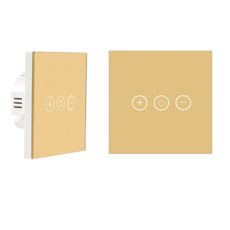 zigbee zwave smart home outlet touch dimmer switch