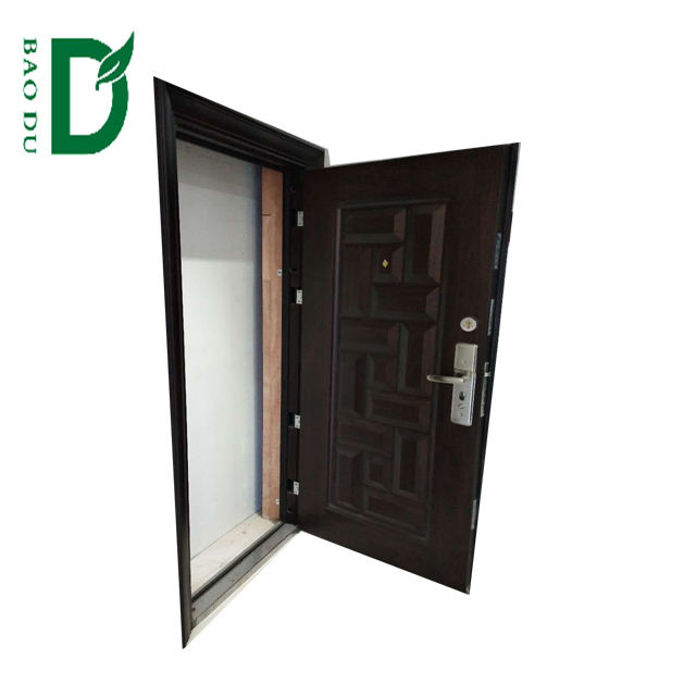 exterior security steel door main entrance door steel main door design for apartment