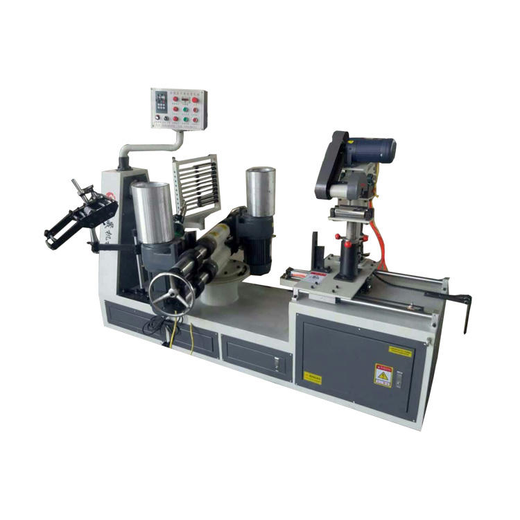 high speed high efficiency paper roll slitting and rewinding machine/paper tube making machine