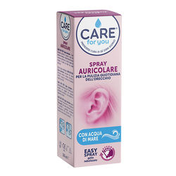 Care For You Ear Spray Ear Cleaner Spray For Daily Ear Cleaning