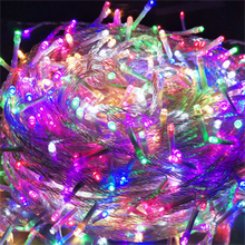 Christmas light 2019 LED string light decoration factory factory direct sales