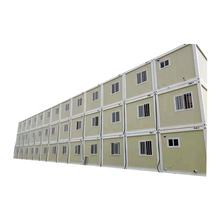 40 feet container homes dormitory prefab house for worker