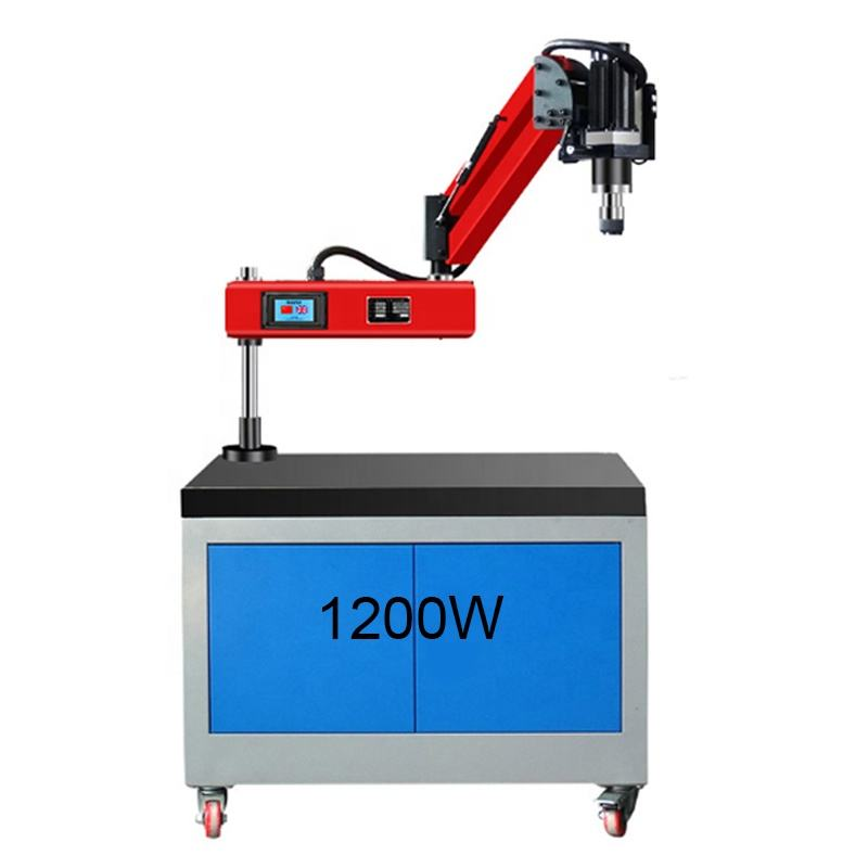 Price of Powerful M6-M36 Industrial Servo Automatic Electric Tapping Machine