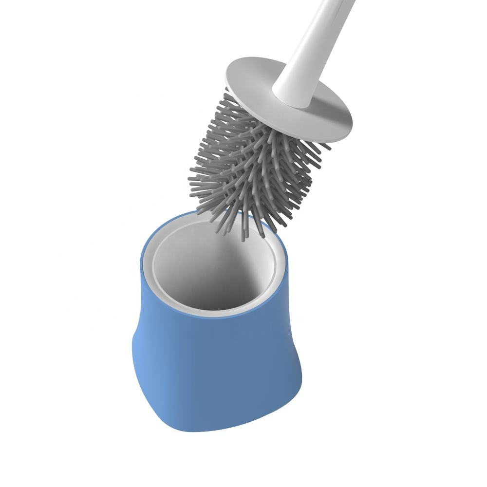 New Products Rubber ecoco toilet brush For Bathroom Deep Cleaning Make Toilet