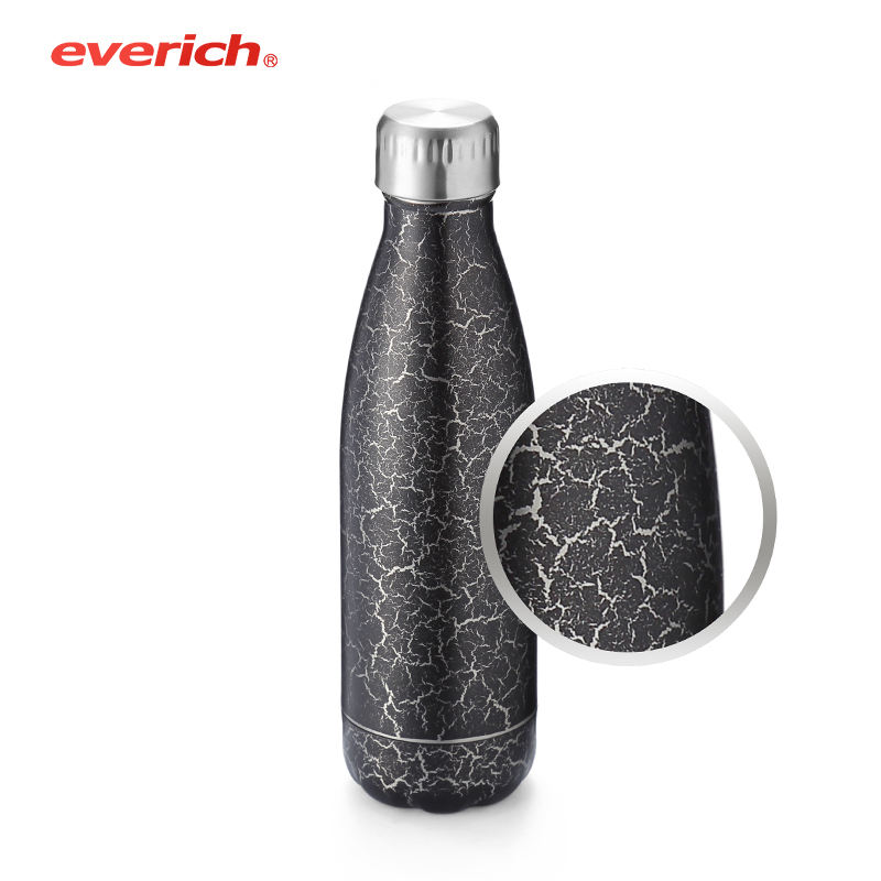 350ml 500ml bpa free cola branded stainless steel metal coca can shaped sports water bottle