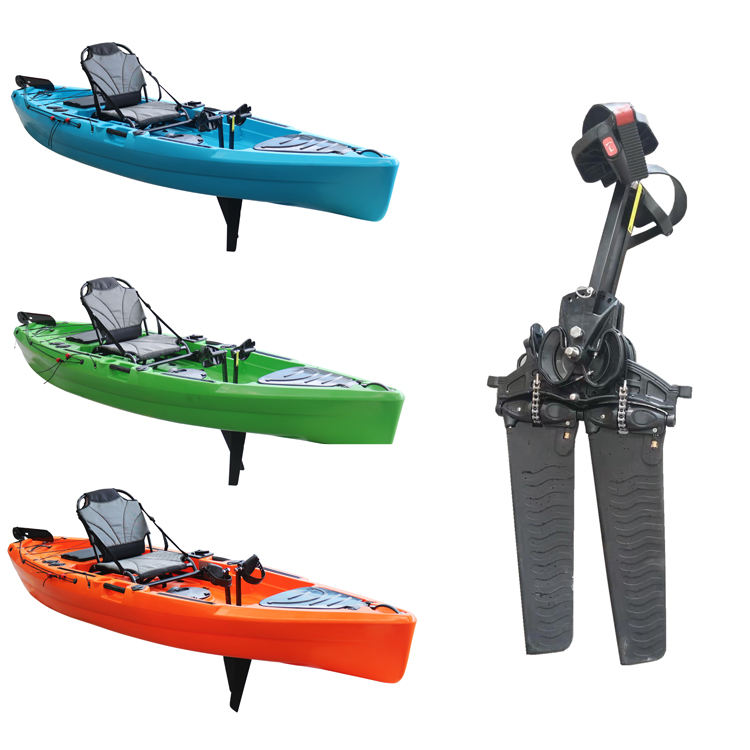 china supplier wholesale best foot pedal drive kayak