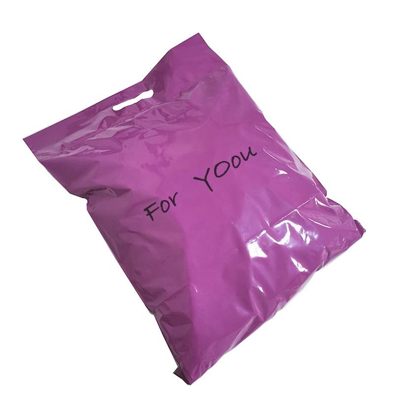 Plastic biodegradable custom courier mailing bag express courier envelope Portable express