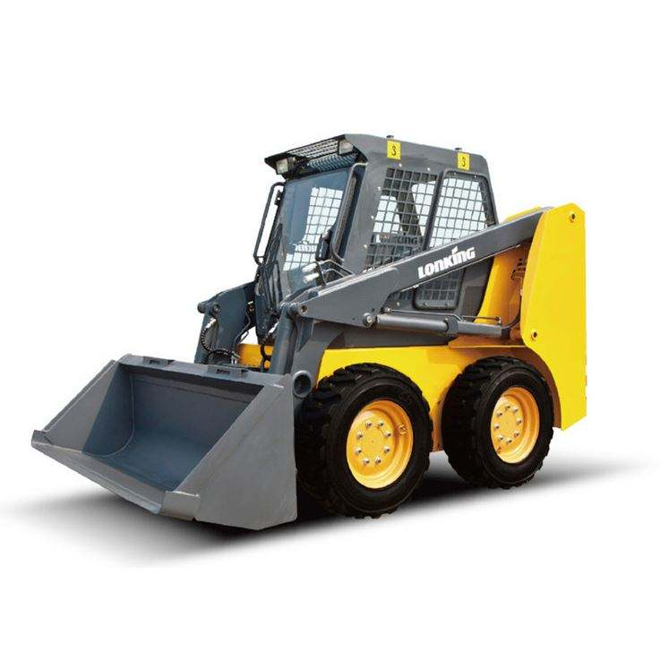 1230kg Mini Front Loader With Various Attachments Low Price Hot Sell CDM312