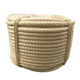 Ropes Jute Rope Wholesale Manufacturers Braided 3 Strands Hemp Ropes Manila Jute Rope