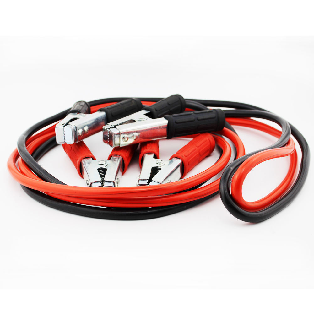 1200 amp booster cables nickel plating battery crocodile clamps length 75mm alligator clips