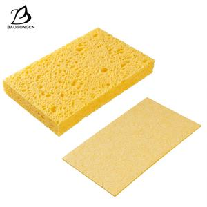 Eco Friendly Biodegradable Free Compressed Cellulose Cleaning Kitchen Sponge