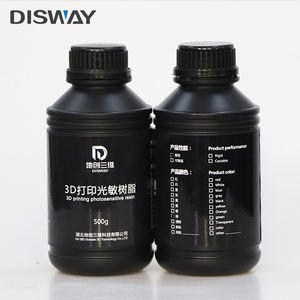 High wax castable printer 3d resin for jewelry and dental