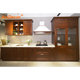 Contemporary Custom Special Home Solid wood RTA kitchen cabinet