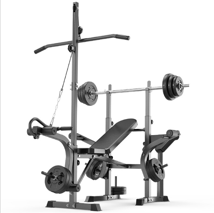 Hot Sale Fitness Equipment Weight Lifting Adjustable Bench Use for Gym