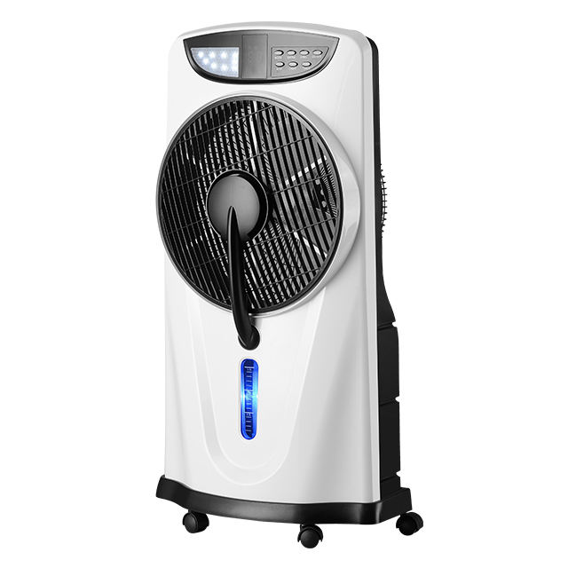 water spray fan rechargeable misting fan