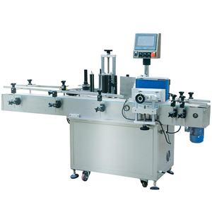 [YIMU YM-510] auto syrup glass bottle good quality labeling machine