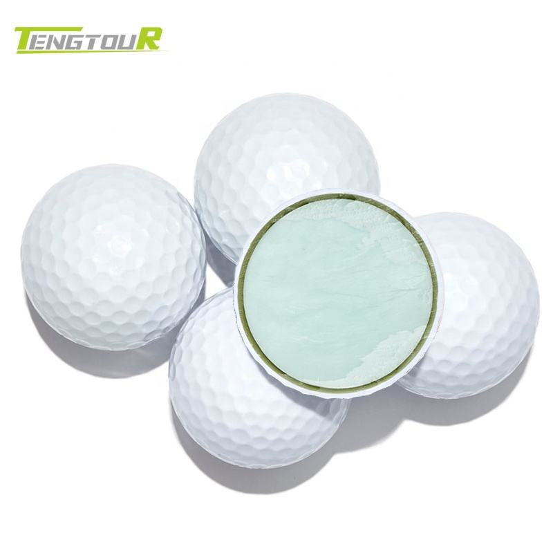 Wholesale Customize Logo Soft Urethane 3 Pieces USGA Tournament Golf Ball Pro