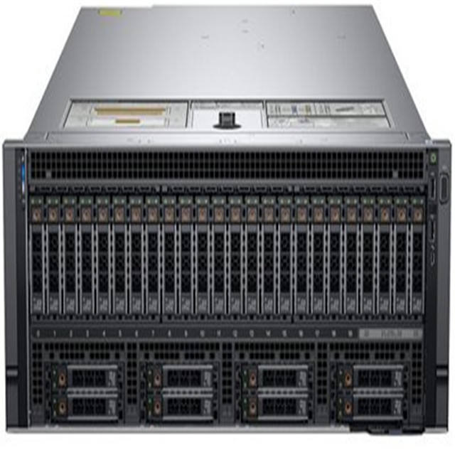Original Dell storage poweredge R940 intel xeon Gold 5115 2.4G 10C/20T 3u rack server R940xa