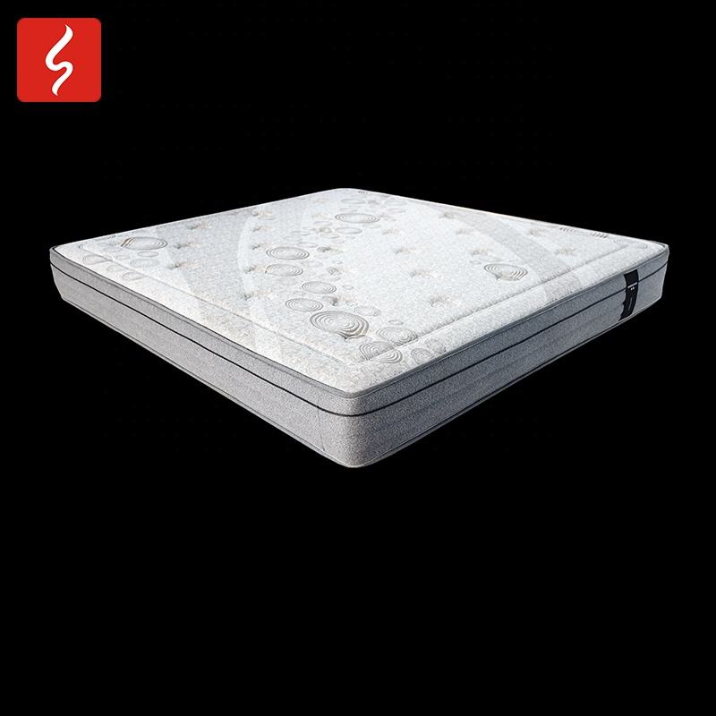 Hotel supply high grade single zone comfy mattress