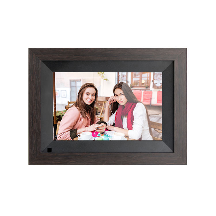 8 Inch Wifi Android Vertical Digital Photo Frame OEM Factory 1280 x 800 IPS