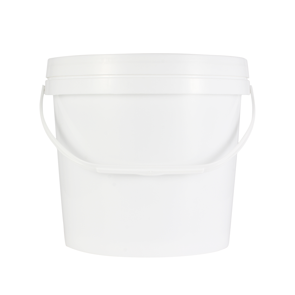 Best price 1 gallon round plastic pails for Cheese/Ice cream/choclate /candy