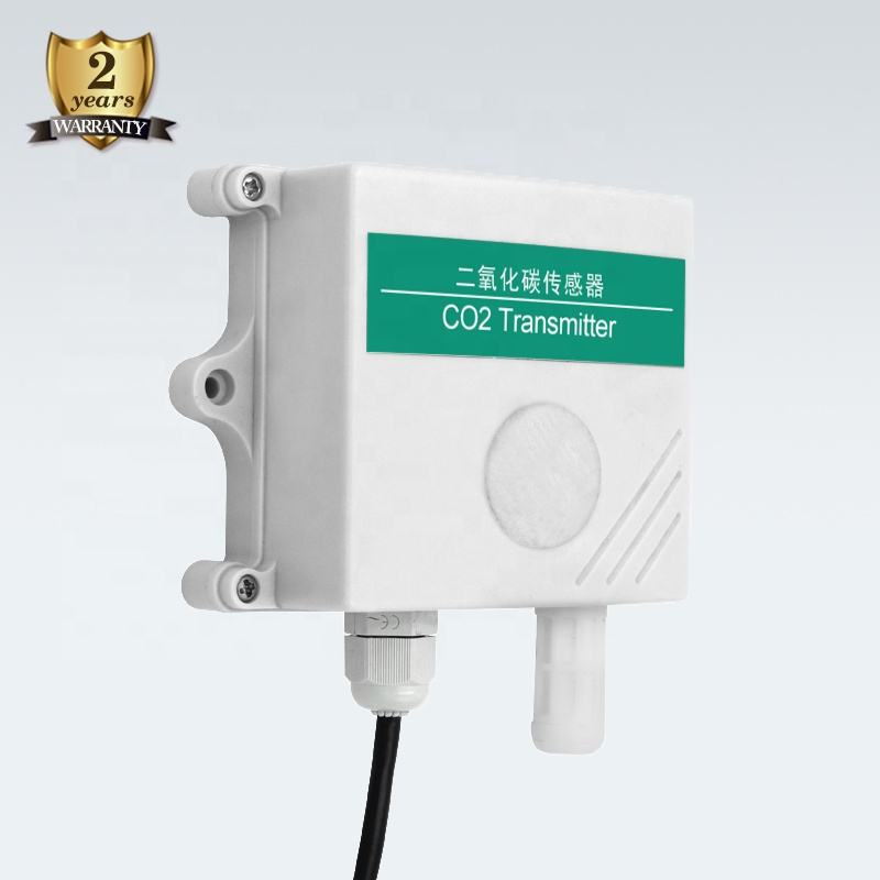 OEM 0-50000ppm optionele 4 20mA RS485 CO2 sensor waterdicht