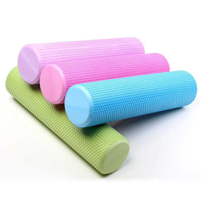 90cm 60cm EVA Solid Foam Roller - Durable Roller for Massage, Stretching, Fitness, Yoga and Pilates