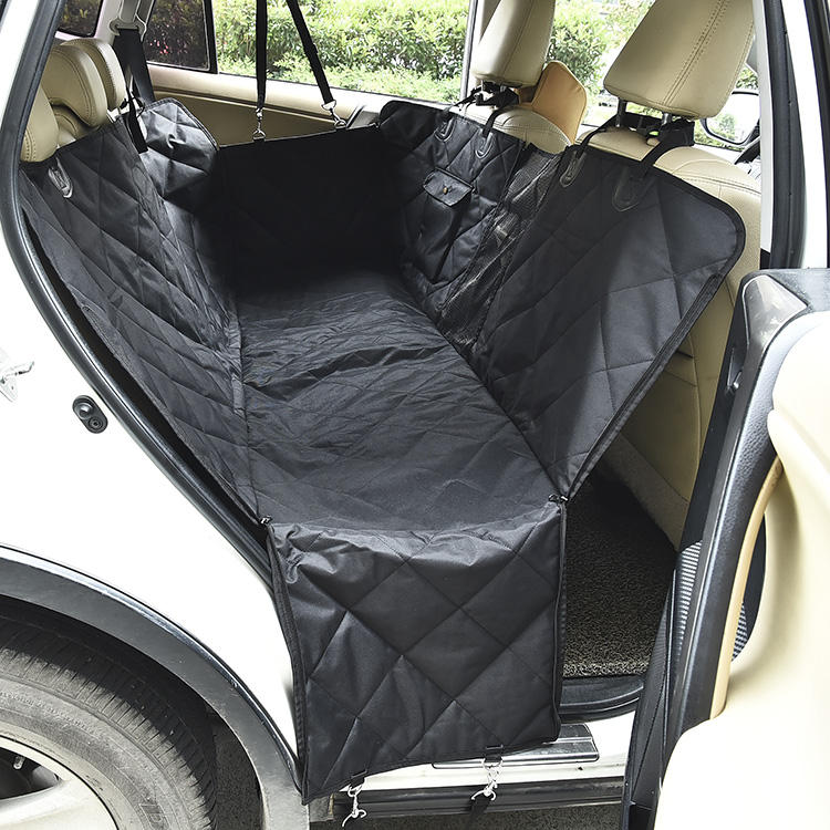 Made4Pets Waterproof Pet Car Seat Cover Backseat Protection Hammock Dog Car Seat Cover