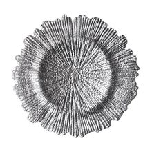 13 inch silver reef charger plates wedding
