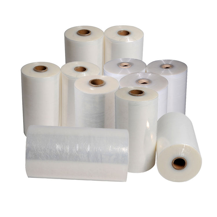 packaging lldpe raw material stretch film plastic jumbo rolls