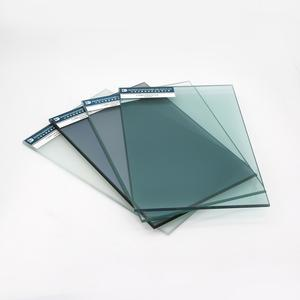 Clear/colour tempered laminated glass window door building roof glass