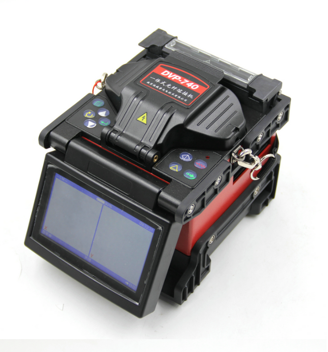 FTTH fiber tool fiber splice machine dvp 740 fiber optic cable fusion splicer price