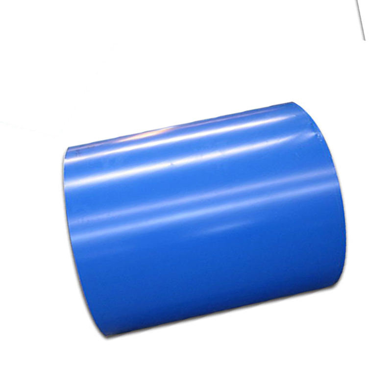 Ral Color Metal Steel Coated PPGI Prepainted Galvanized Steel Coil