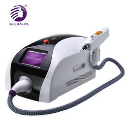 Tatoo Removal Hot Sale Iso High Quality Nd Yag Q Switched 1064nm 532nm Pico sure  Laser For skin rejuvenation