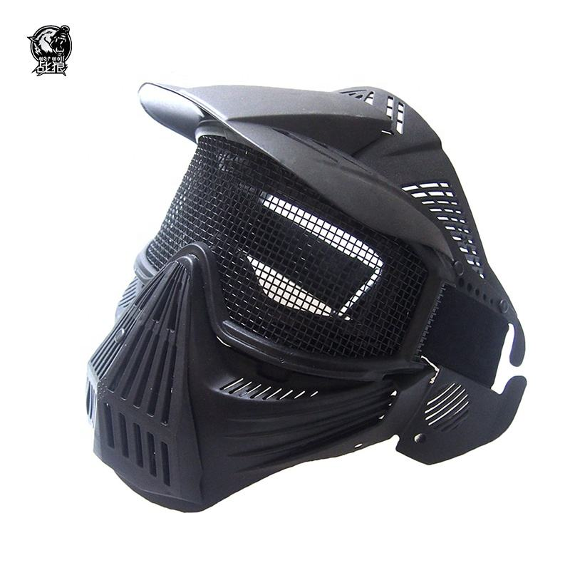 K1 Manufacturer directly supply tactical custom war game paintball ballistic mask