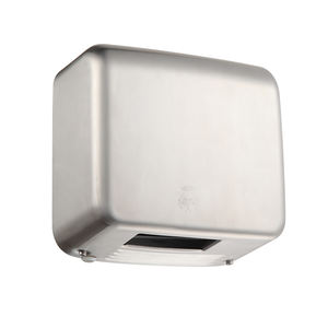 Low Price Stainless Steel Mini High Speed Hand Dryer with Square shape Design In Public Restroom