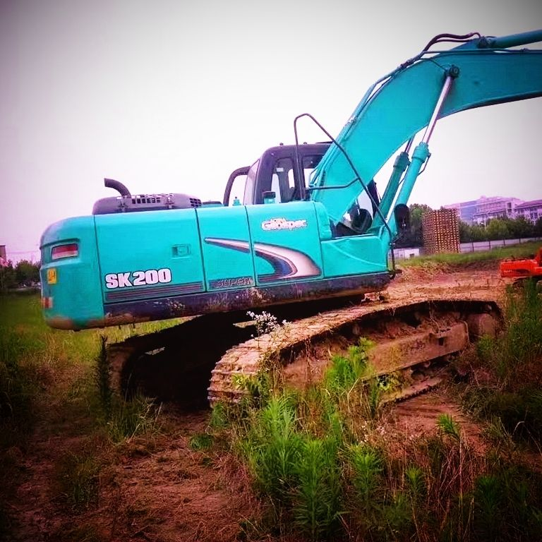 Hot sale Used Kobelco SK200-8 Crawler Excavator