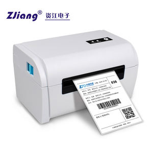 110 Mm Thermal Printer Label dengan Pita POS 9200