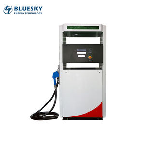 China Quality Product Commercial Single Pump Petrol Fuel Dispenser