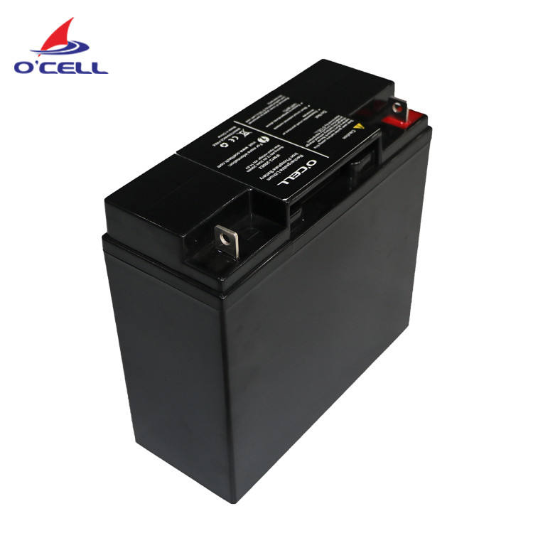 Deep cycle 20Ah Lithium phosphate Battery 12V Lifepo4 Battery cell electronics fr recreational vehicle
