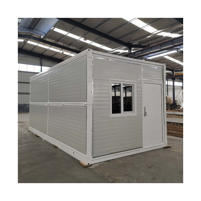 Prefabricated Folding Container House Home Mobile Portable Foldable Collapsible Container House Home Office Storage Shop Hotel
