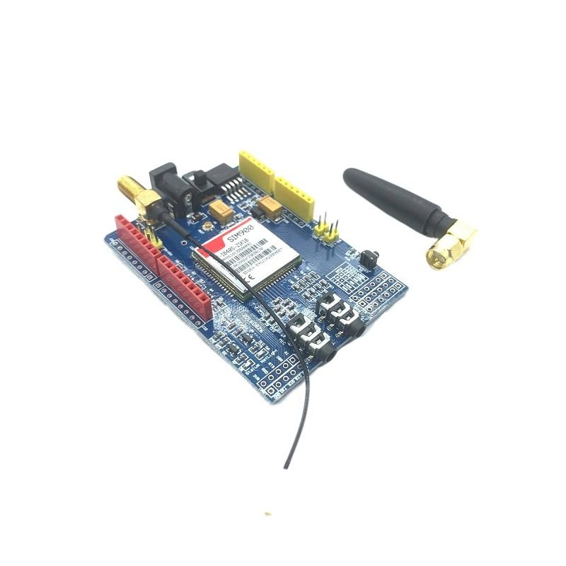 SIM900 GSM Module Quad-Band 850/900/1800/1900MHz 4 Frequency GSM GPRS SMS PCB Module Development Board SIM900