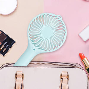 New Design battery charging cooling USB portable electric hand rechargeable mini fans