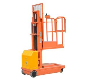 300kg Electric Hydraulic Auto Move Order Picker Lift Platform