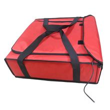 Wholesale tote waterproof thermal 12v pizza heated delivery bag