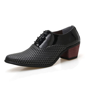 2021 Factory Wholesale Leather Official Shoes Office Business Men Leather Dress Shoes Large Size 13