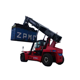 ZHRS4545 Widely Used Electrical Manual Reach Stacker Container Handler for Sale