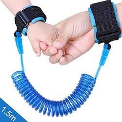 Reliable Anti-lost Wrist for Children/Kid Safty Bond for Toddlers Baby Leash 1.5/2/2.5 meter